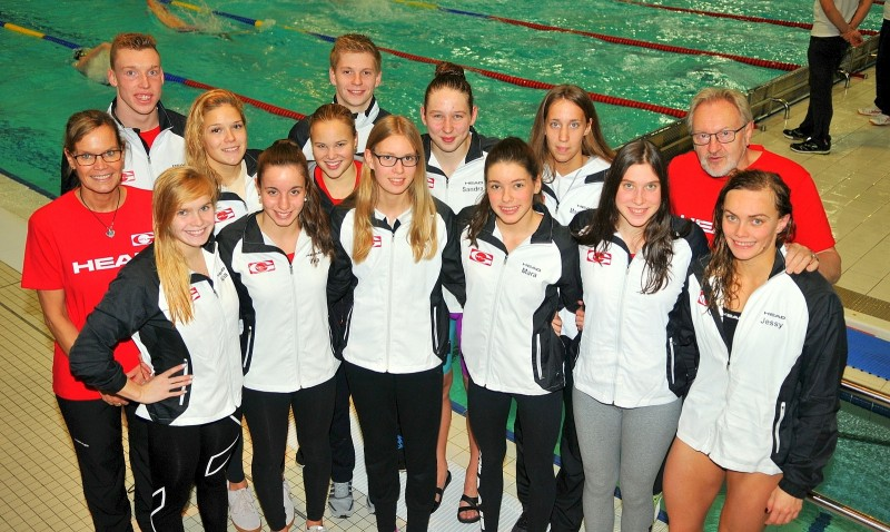 November   2017   VfL Gladbeck – Schwimmen