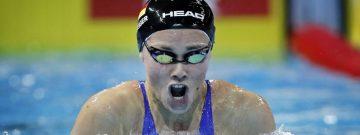 Nach zuletzt guten Auftritten nimmt Jessica Steiger nun wieder das Training in Richtung Europameisterschaft auf.