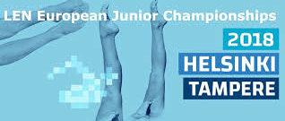 LEN  European Junior Championship 2018